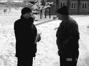 В Шуши азербайджанский журналист встречался с простыми людьми, беженцами. И был удивлен теплым приемом и добрым отношением.